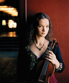 Hilary Hahn, i've wanted to be you since i was 5 years old