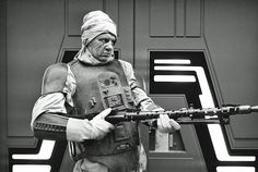 1,138 behind the scenes photos of the Star Wars Trilogy