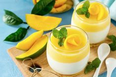 You will love this Mango Panna Cotta Youtube Recipe and it couldn't be quicker or easier to make. It's no bake, fresh and delicious and has plenty of WOW factor.
