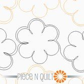 Paper Pantograph patterns from Piece 'N Quilt Machine Quilting Patterns, Quilting Templates, Longarm Quilting, Quilting Tips, Free Motion Quilting, Quilting Tutorials, Quilt Patterns, Quilt Border, Quilt Stitching