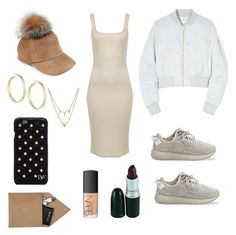 """""""Untitled #86"""" by tyra-breann on Polyvore featuring Lola, Won Hundred, adidas Originals, NARS Cosmetics, Panacea, Edge of Ember, Diane Von Furstenberg and STOW"""