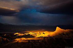 Death Valley Sunrise..