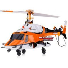 Walkera HM V200DQ01 4 Channel RC Helicopter