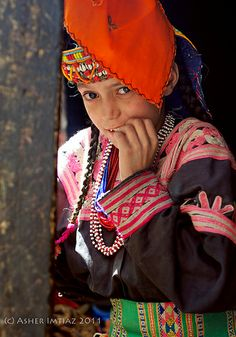 Faces of Kalash