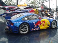 BMW Red Bull Z4 M Coupe