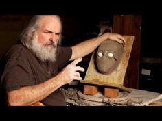 Ed Edmunds shows how to make your own Halloween mask. In Pt. 1 he shows you how to sculpt it in clay your and talks about tools, clay, sculpting techniques, ...