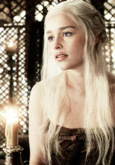 Daenerys Targaryen: Khaleesi of the Great Grass Sea #got #asoiaf