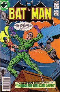 batman riddler vintage comics - Google Search