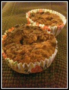Cooking myself skinny: Simple Start Muffins.