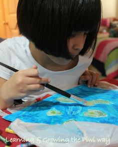 Learning & Growing the Piwi way!: Monet Art study