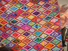 2014-2015 SHOW AND TELL - Sackville Threaders Quilting Guild