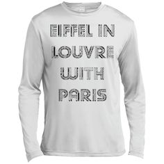"""Hi everybody!   """"I Fell"""" in """"Love"""" with Paris - Long Sleeve Tee https://vistatee.com/product/i-fell-in-love-with-paris-long-sleeve-tee/  #""""IFell""""in""""Love""""withParisLongSleeveTee  #""""Iinwith #Fell""""ParisLong #inSleeve #""""Love""""Long #withSleeve #ParisTee # #"""