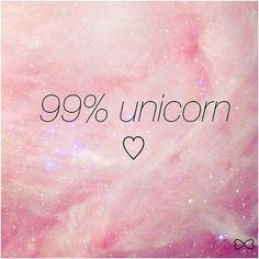 Salva la foto se come me ami i unicorni o sei un unicorno