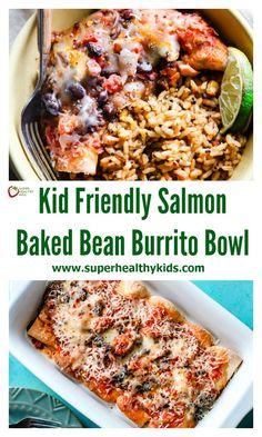 Kid Friendly Salmon