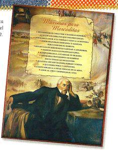 Mis Pasitos por Primero ...: Paso a la Inmortalidad del Gral. José de San Martín Teacher, Cover, Books, Painting, Quotes, Saints, Frases, Fables For Children, August 17