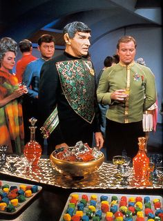 1967 ... Enterprise shindig! You gotta love that color palette.