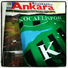 Kocaelispor Ankara'da Sezonu Kapatıyor!