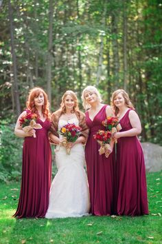Fall Wedding at Sere