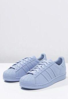 Die bringen endlich Farbe ins Spiel. adidas Originals SUPERCOLOR SUPERSTAR  - Sneaker low - clear sky für € versandkostenfrei bei Zalando bestellen.