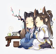 Lofter: Saiyki | (@N_Đ) Manga, Harry Potter Anime, Art Drawings Sketches Simple, Cute Anime Pics, Cute Chibi, Thing 1, China, Anime Chibi, Magical Girl
