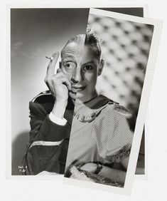 Collage prints for apparel? Via: John Stezaker, Muse (Film Portrait Collage) XVIII, 2012 Man Ray, Dada Artists, Collage Artists, Muse, British Journal Of Photography, Art Photography, Street Photography, Photography Projects, Landscape Photography