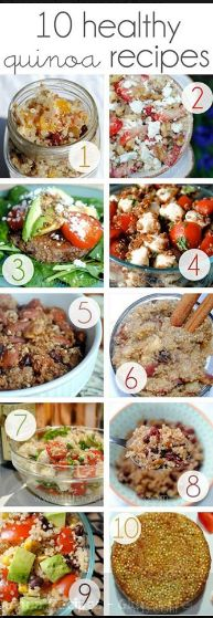 10 Deliciously Healthy Quinoa Recipes | Our Home Sweet Home