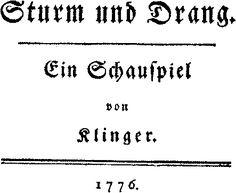 eL úLtiMo RomÁnTiCo: Sturm und Drang