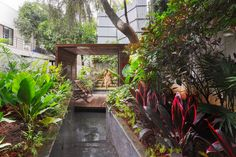 Galeria - Pavilhão no Jardim / CollectiveProject - 4