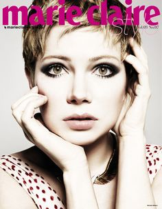 Michelle Williams | marie claire style                                                                                                                                                                                 もっと見る