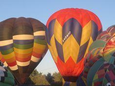 Casper Balloon Roundup 2015: 36 balloon entries this year; grown from 18 entries last year!