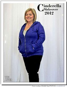 Cinderella Makeover 2012 - FINALLY THE FULL REVEAL BEGINS at http://www.applaudwomen.com/ApplaudWomenSpring2012mag.html#/115/ Just look at that smile!!!