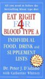 Eat Right for Blood Type A: Individual Food, Drink and Supplement lists (Eat Right for Your Type)  - http://trolleytrends.com/health-fitness/eat-right-for-blood-type-a-individual-food-drink-and-supplement-lists-eat-right-for-your-type