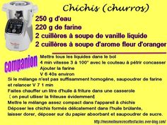 Churros (chichis) au companion Croissant, Cooking Lobster Tails, Prep & Cook, Cooking Tofu, Cake Factory, Beignets, Filets, Snack Recipes, Desserts