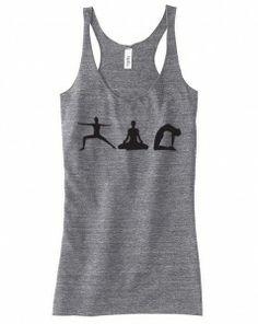 Yoga tank from Oh Sudz Gifts. www.fair52.com