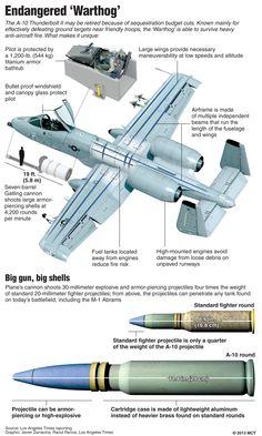 Newsela | Warthog may be on the Pentagon's kill list