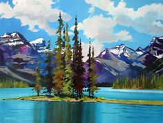 Phee Hudson an artist featured by The Mountain Galleries at The Fairmont. Hudson paintings are for sale at Mountain Galleries three locations. Watercolor Landscape, Landscape Art, Landscape Paintings, Watercolor Paintings, Watercolor Artists, Abstract Paintings, Watercolours, Oil Paintings, Painting Art