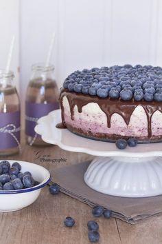 G wie...: Heidelbeer-Quark-Torte
