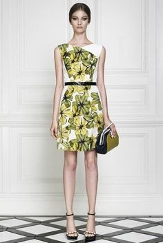 Jason Wu Resort 2013   Flower Power with Elegance