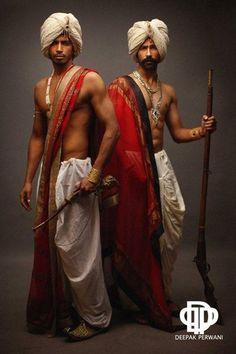 Male Fashion - Deepak Perwani
