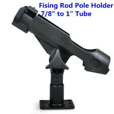 Fishing Rod Holder for Boat Kayak Adjustable Swivel Side Mount Kits Tackle Boat Fishing Tools Kayak Rod Holder, Boat Rod Holders, Pole Holders, Fishing Tools, Fishing Rod, Kayak Outriggers, Kayaking, Kit, Ebay