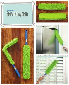 norwex enviro wand review.  Like this blogger... I too LOVE the new Envirowand!  I can't believe the little spaces it gets into!  Dust bunnies beware!  ;)
