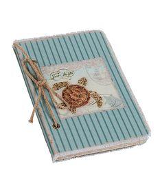 Loving this Sea Turtle Notebook on #zulily! #zulilyfinds
