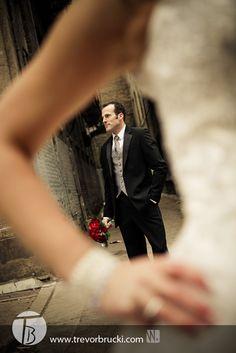 wedding photography in the exchange district: Winnipeg, Manitoba.