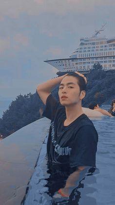 Chanwoo Ikon, Hanbin, My Happy Ending, Ikon Kpop, Koo Jun Hoe, Ikon Wallpaper, Korean Products, Greatest Songs, Juni