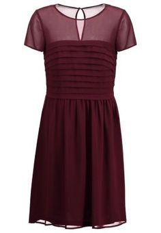 Cocktailkleid / festliches Kleid - bordeaux red