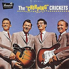 Buddy Holly and the [ original ] Crickets - 1957