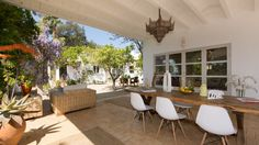 Holiday rental Ibiza, finca style, Sta Gertrudis