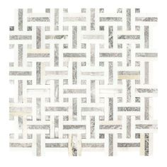 Jeffrey Court Windswept in. x in. x 8 mm Marble Mosaic Wall Jeffrey Court Windswept 13 in. x 13 in. x 8 mm Marble Mosaic Wall – The Home Depot … Grey Mosaic Tiles, Marble Mosaic, Mosaic Glass, Mosaic Bathroom, Bathroom Wall, Bathroom Ideas, Honed Marble, Marble Wall, Dramatic Background