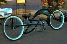 Cool~ oooh a hand cycle with this styling would rock. ⓉⓇⒺⓉ ⒽⒶⓇⓁⒺⓎ ~ ღ Skuwandi Beach Cruiser Bikes, Cruiser Bicycle, Drift Trike, Bmx, Lowrider Bicycle, Velo Vintage, Power Bike, Retro Bicycle, Chopper Bike