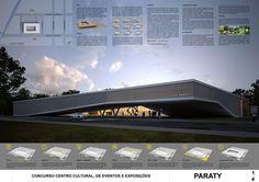 Galeria - Resultados do Concurso Centro Cultural de Eventos e Exposições – Cabo…